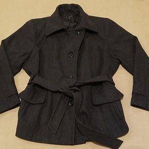 EUC Giacca single-breasted pea coat size 3X